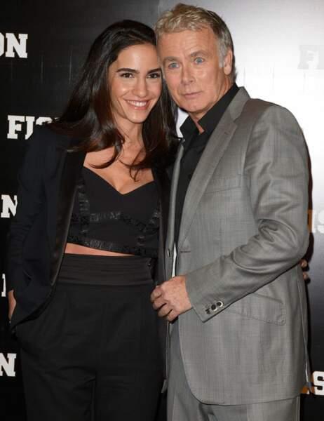 Franck Dubosc et sa femme Danielle