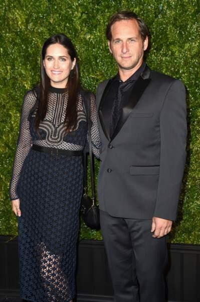 Ces stars de nouveau en couple après une rupture - Josh Lucas et Jessica Ciencin Henriquez
