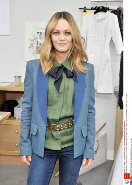 Défilé Chanel Haute Couture : notre Vanessa Paradis nationale