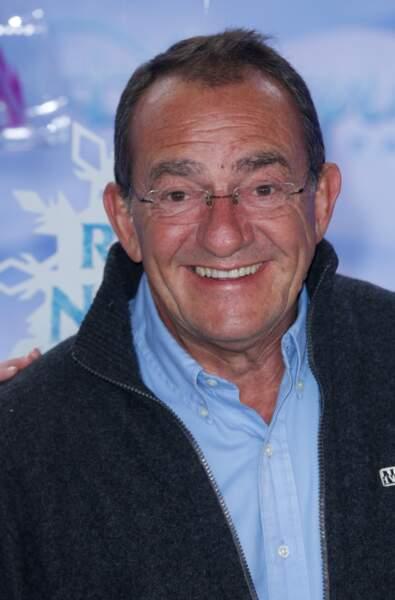 Jean-Pierre Pernaut (TF1) à la 9e place avec 20,7%