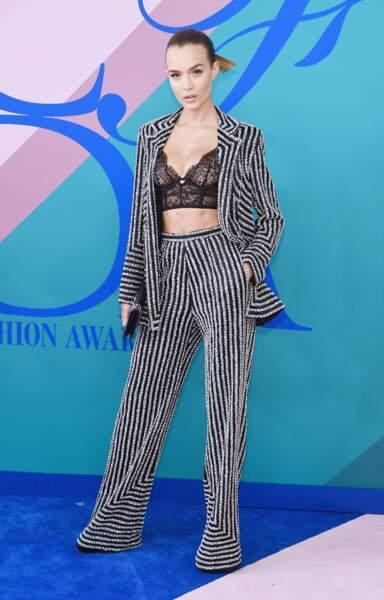 CFDA Fashion Awards 2017 - Le top Josephine Skriver
