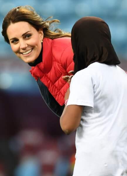 Coucou, c'est Kate Middleton !
