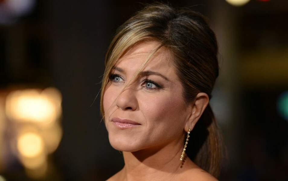 Jennifer Aniston à l'avant-première d'Horrible bosses 2 à Los Angeles