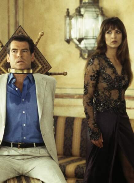 Sophie Marceau époque James Bond (1999)