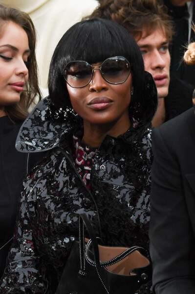 Le Défilé L'Oréal Paris show - Naomi Campbell