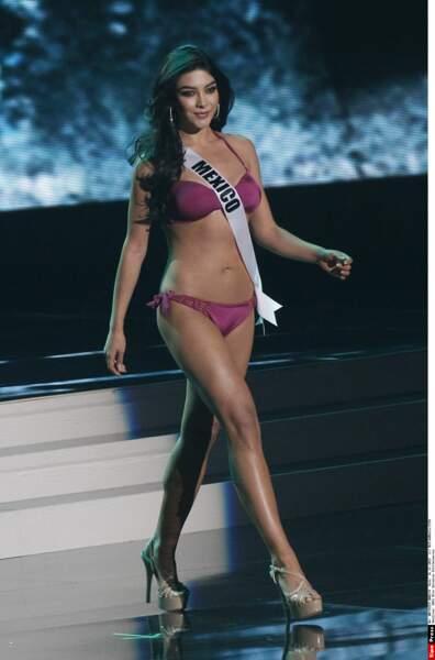 Miss Mexique, Wendy Esparza