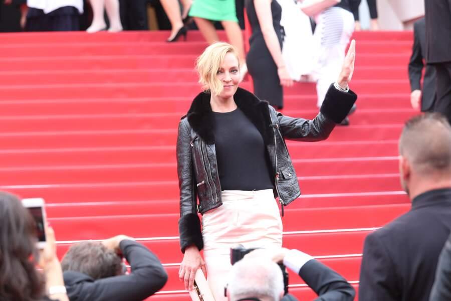 Festival de Cannes 2017 : Uma Thurman