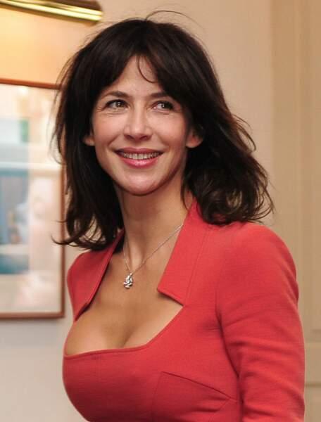 Sophie Marceau fait rêver 32% des Français