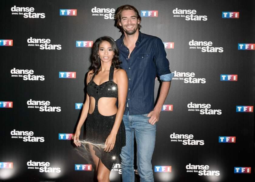Danse avec les stars 8 - les portés ne devraient pas poser problème à Camille Lacourt et Hajiba Fahmy