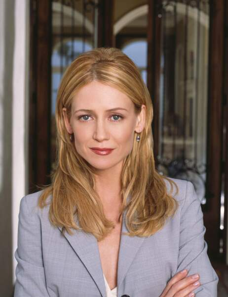 Kirsten Cohen, épouse de Sandy...