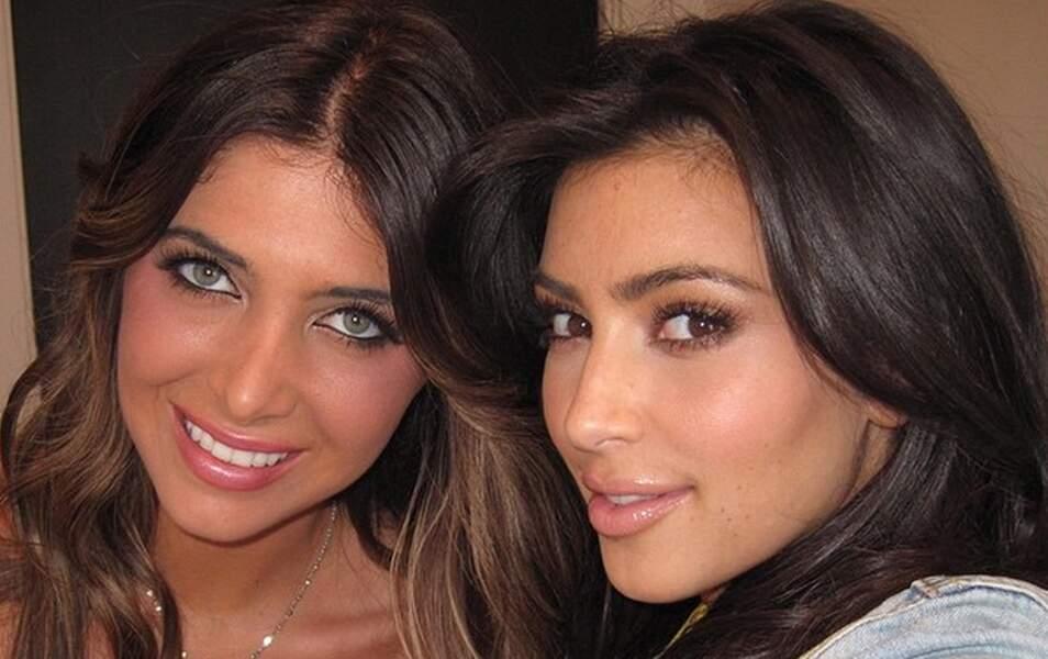 Kim en 2009, quasiment au naturel
