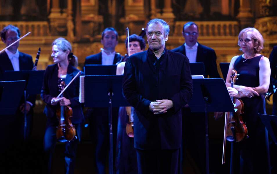 Le chef d'orchestre Valery Gergiev