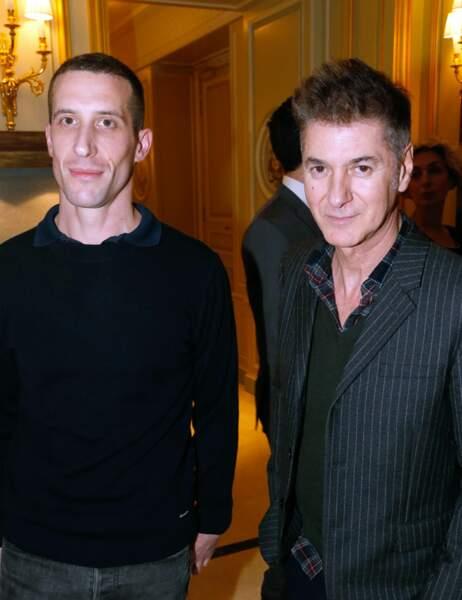 Antoine Carlier et Etienne Daho
