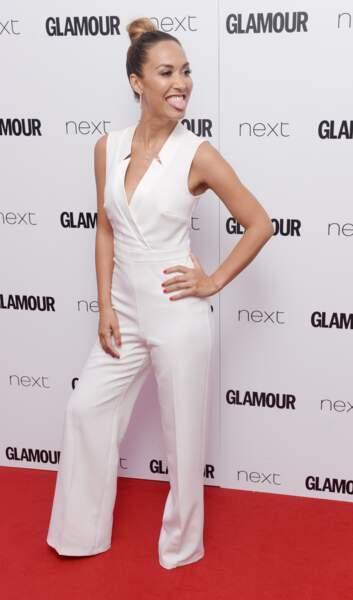 Myleene Harris aux Glamour Awards