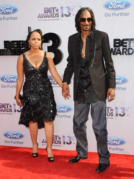 Ces stars de nouveau en couple après une rupture - Snoop Dogg et Shante Taylor