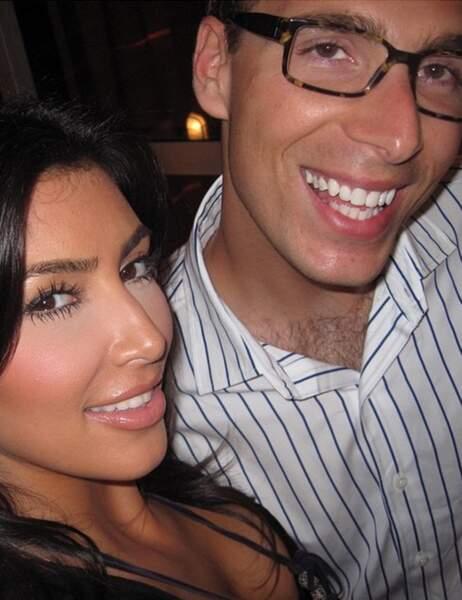 Kim et un autre ami