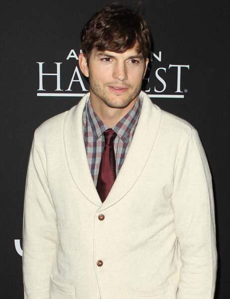 Ashton Kutcher aujourd'hui...