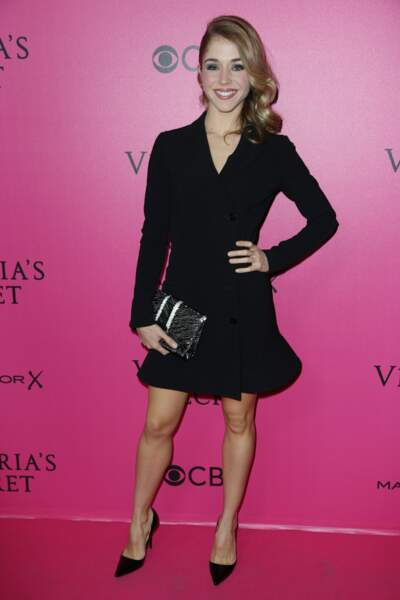 Défilé Victoria's Secret : Alice Isaaz