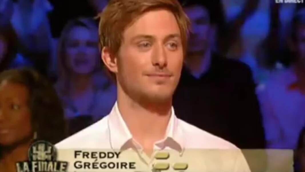 Grégoire, du Choc des héros, est élageur et apiculteur
