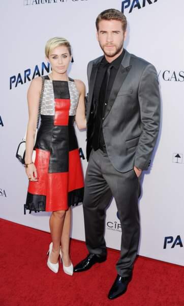 Ces stars de nouveau en couple après une rupture - Miley Cyrus et Liam Hemsworth