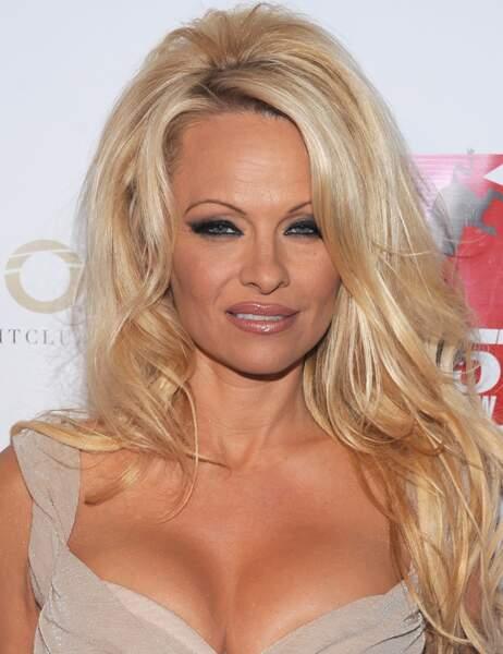 Pamela Anderson après