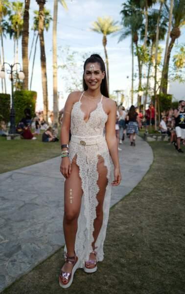 Les pires looks de la première semaine de Coachella : Clea Lacy