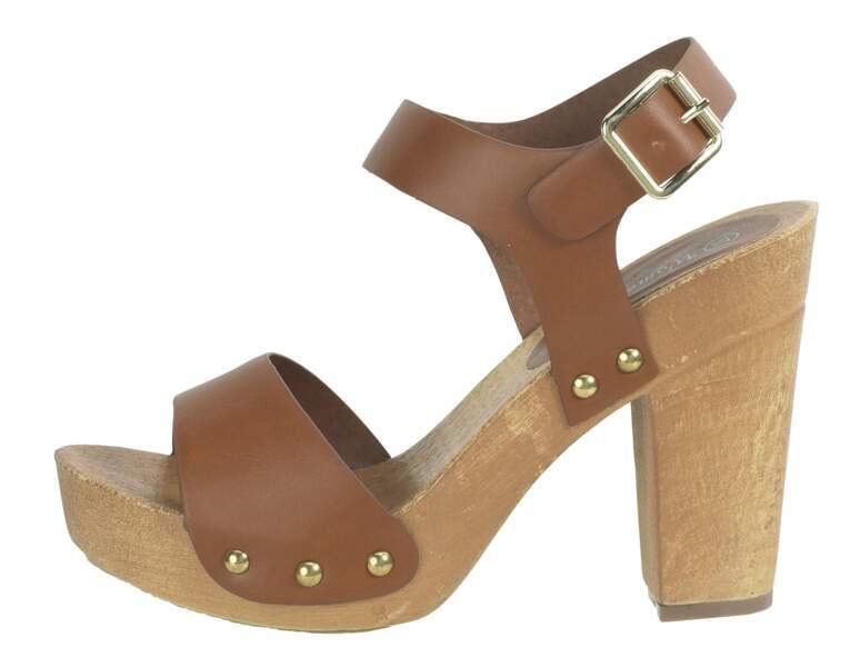 Sandales Tati - 12,99 €