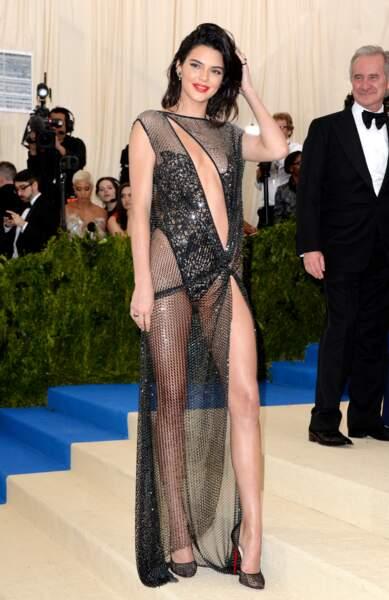 Kendall Jenner, une fille pleine de failles et de brèches