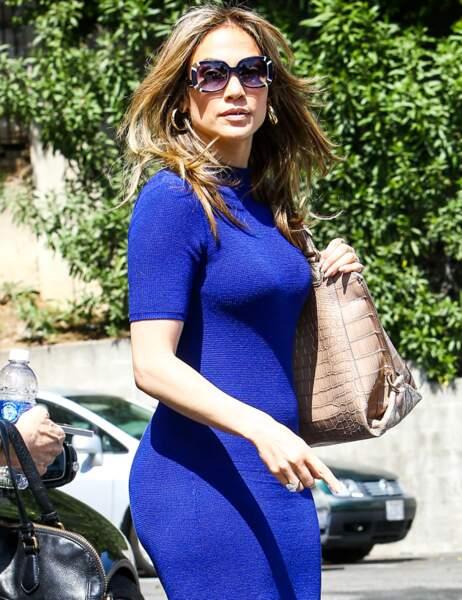 3ème place : Jennifer Lopez