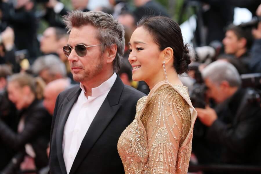 Cannes 2019 - Gong Li et Jean-Michel Jarre