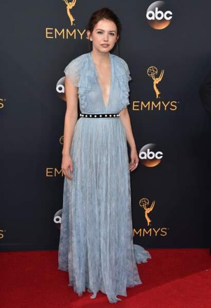 Emmy Awards 2016 : Hannah Murray (Game of Thrones) en Philosophy