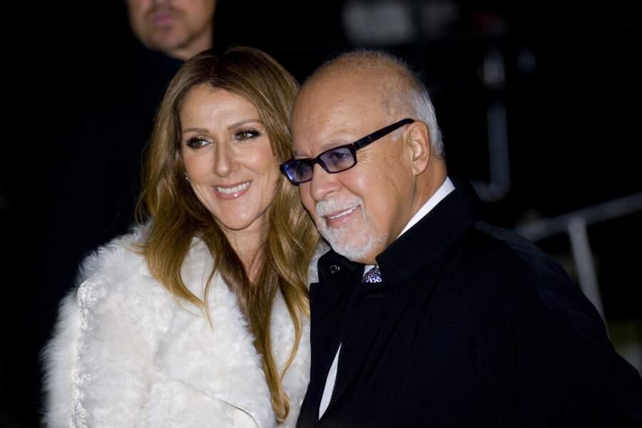 Ces stars parents de jumeaux : Céline Dion et René Angélil