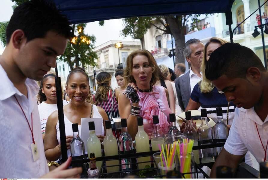 Défilé Chanel à Cuba : ...qu'une petite pause cocktail ?