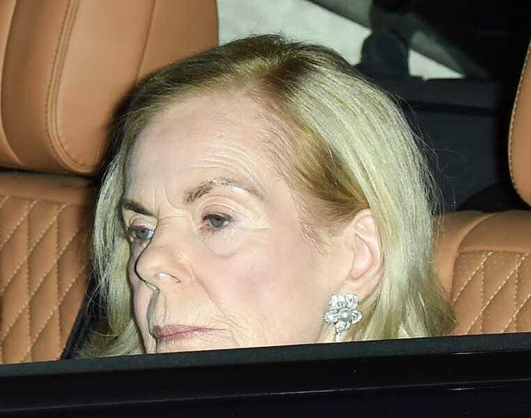La duchesse de Kent à l'anniversaire du prince Charles