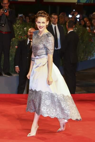 Kristen Stewart à l'avant première de The Equals