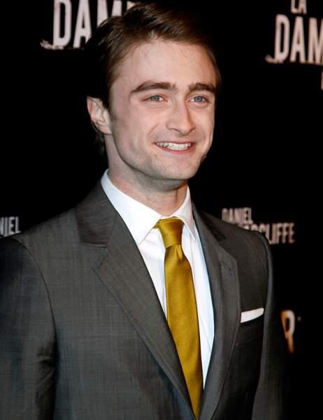 Daniel Radcliffe a rapporté 30,50 $ pour chaque dollar de salaire versé