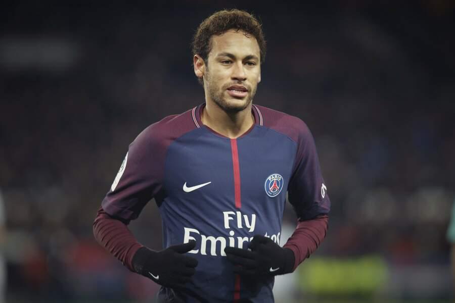 3. Les fans de foot n'ont pas manqué l'arrivée de Neymar au PSG