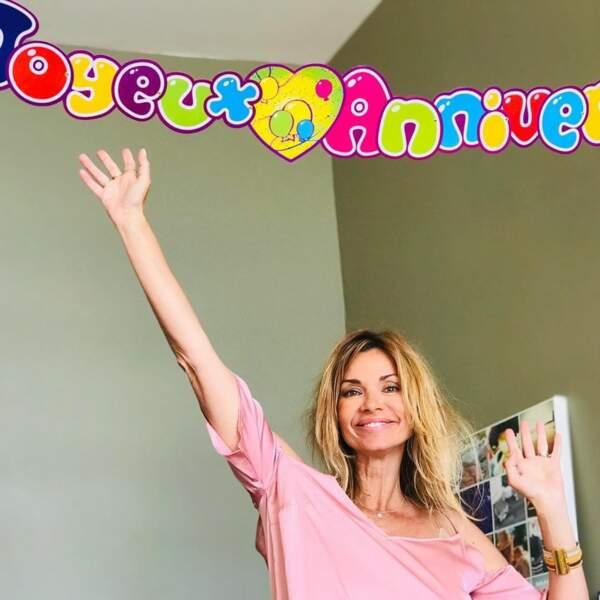 Ingrid Chauvin a célébré les 3 ans de son fils Tom en organisant une fête somptueuse le 10 juin 2019