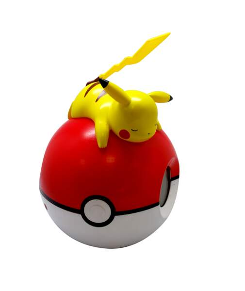 Réveil Pikachu. 39,99€, Teknofun.