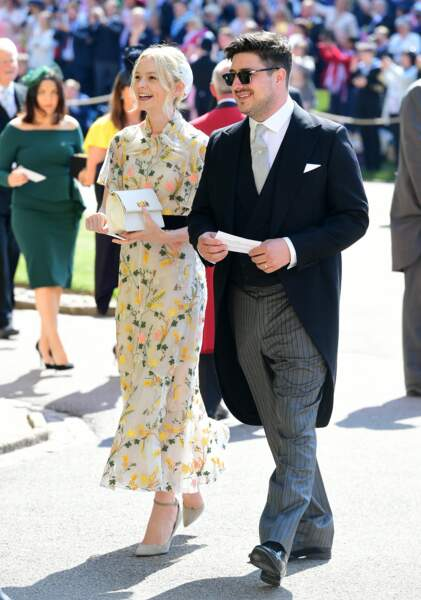 Carey Mulligan et Marcus Mumford au mariage d'Harry et Meghan