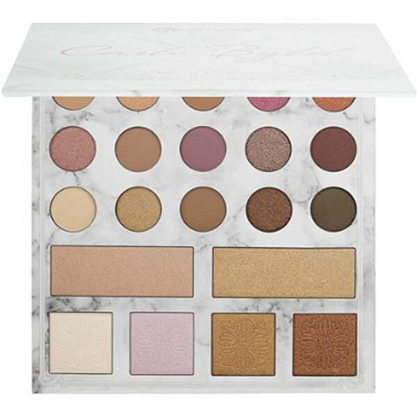 Notre sélection de palettes à petit prix : BH cosmetics x Carli Bybel, Deluxe Edition, 19 euros