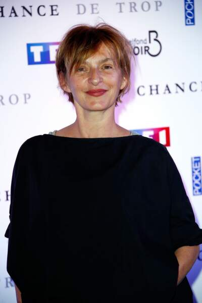 L'actrice Sophie Mounicot