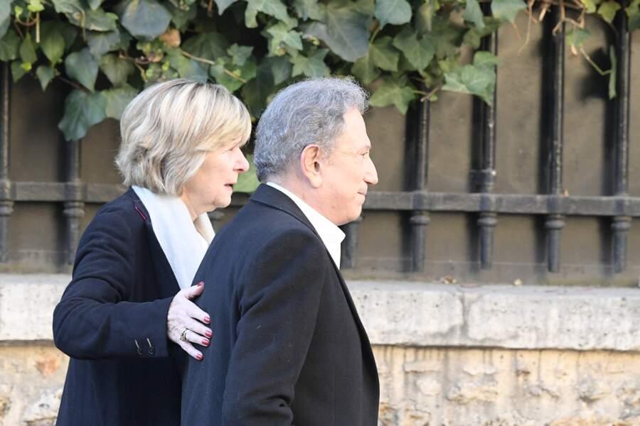 Obseques Charles Aznavour à l'église arménienne de Paris