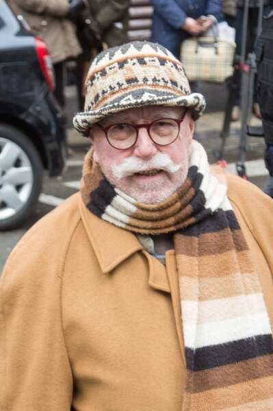 Obsèques de Michel Legrand à Paris : Jean-Paul Rouland
