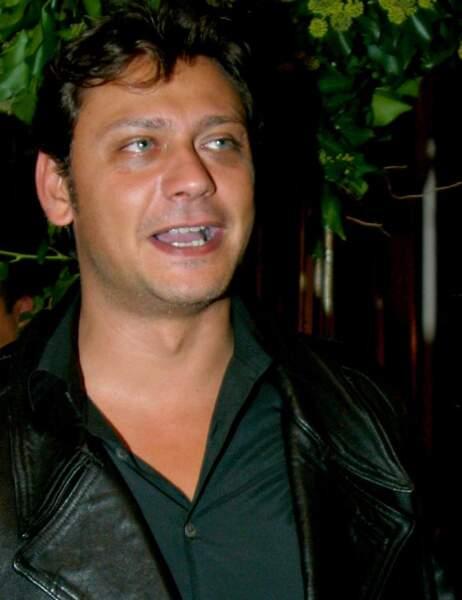 Valéry Zeitoun en 2002