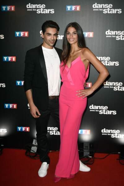 Danse avec les stars 8 - La sublime miss météo de TF1 a hérité au plus gentil et populaire des danseurs
