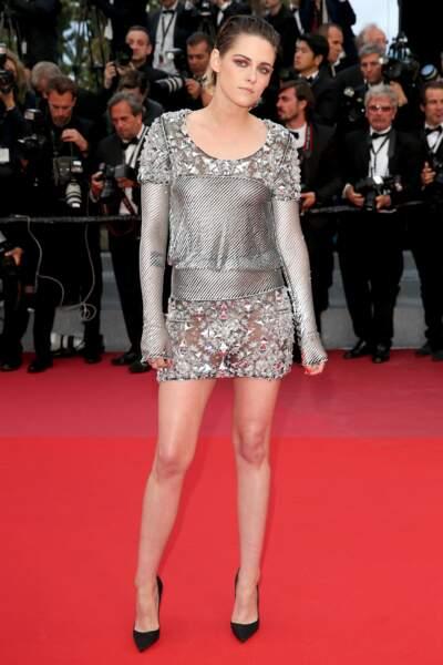 Cannes 2018 - Kristen Stewart envoie valser la bienséance - Kristen Stewart
