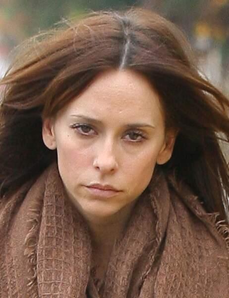 Jennifer Love-Hewitt sans maquillage