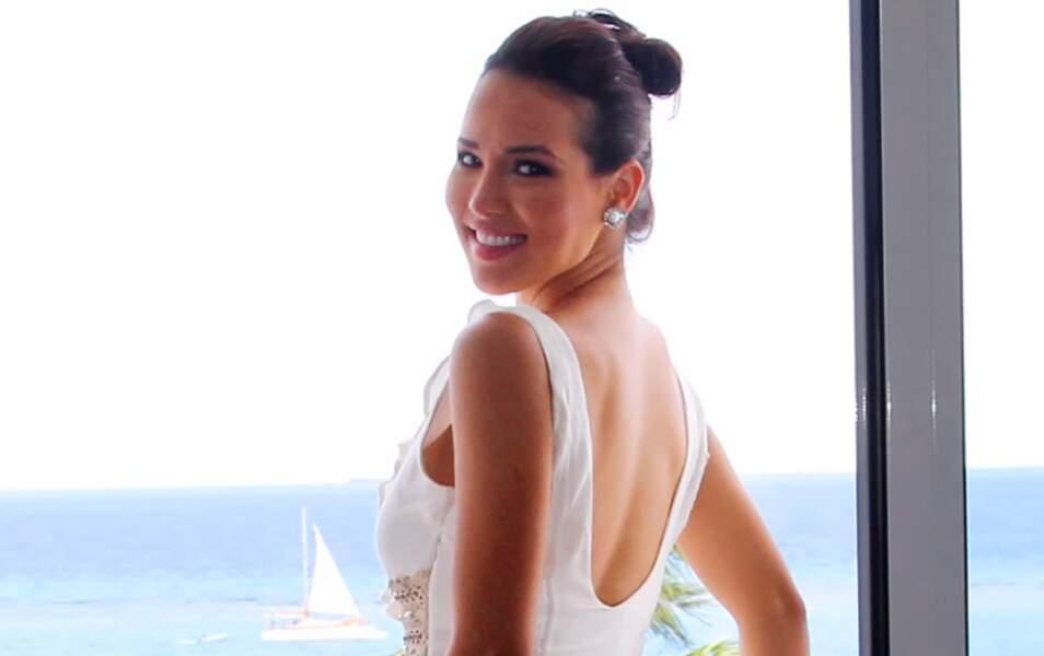 Miss Aruba Larisa Leeuwe, 22 ans, 1m74