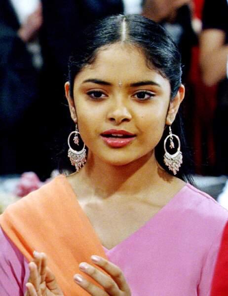 Padma Patil, la copine de Ron...